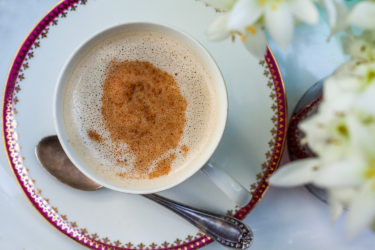 Cafe Con Leche (Abuela's Coffee with Milk)