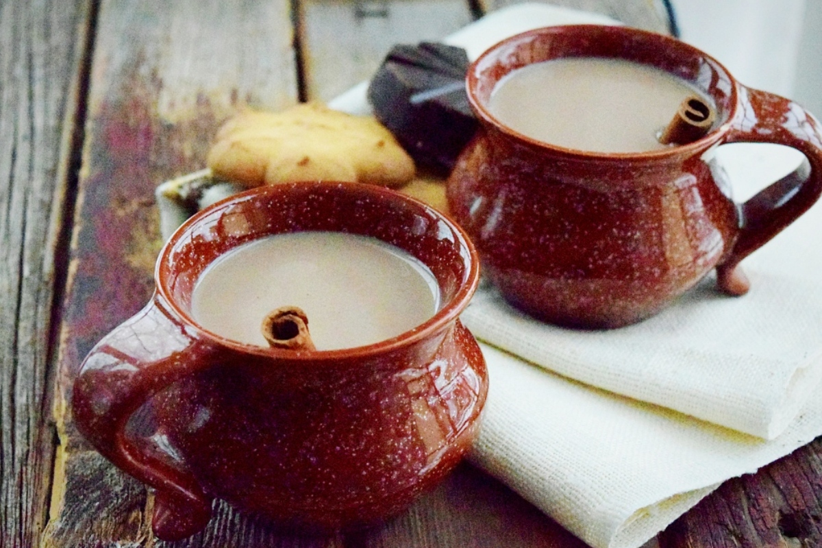 Champurrado, Mexican Hot Chocolate - Hispanic Kitchen : Hispanic ...