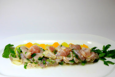 Fish Ceviche with Tequila, photo by Hispanic Kitchen