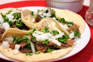 Tacos de Barbacoa de Lengua de Res (Beef Tongue Tacos)