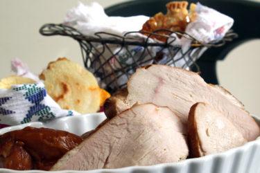 Three Delicious Ideas for Your Leftover Turkey, photo by Santiago Gomez de la Fuente