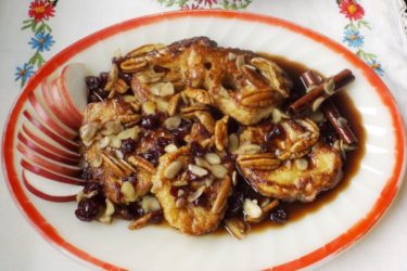 Caballeros Pobres (Mexican French Toast)