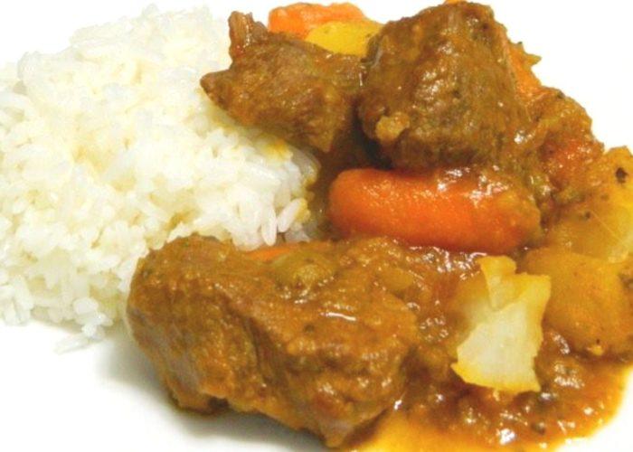 Carne guisada puertorriqueña, photo by Hispanic Kitchen