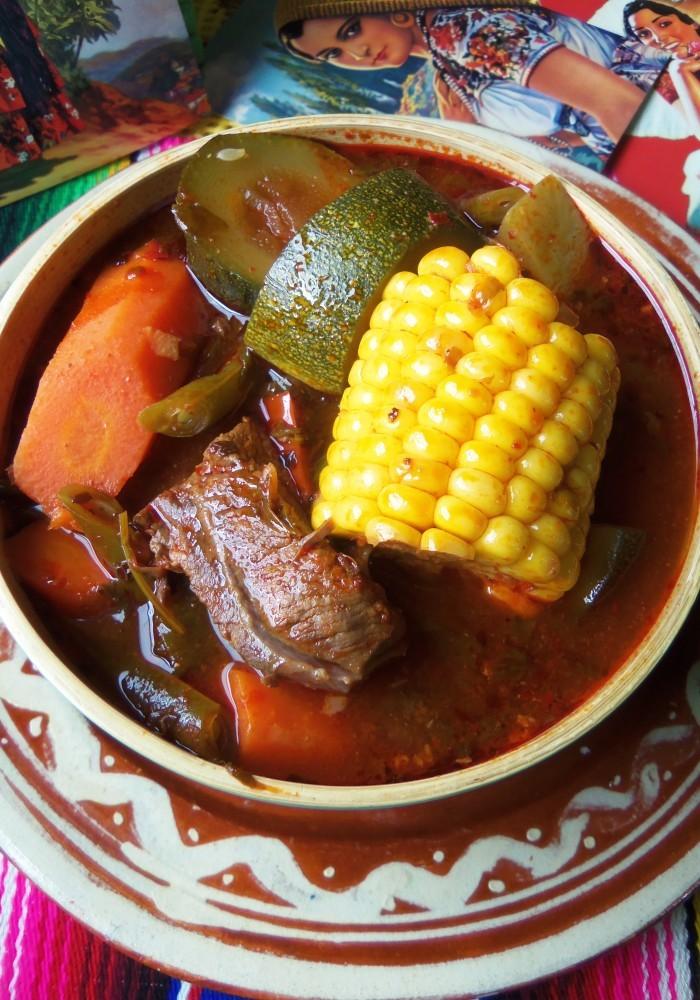 Mole de Olla Hispanic Kitchen Hispanic Kitchen