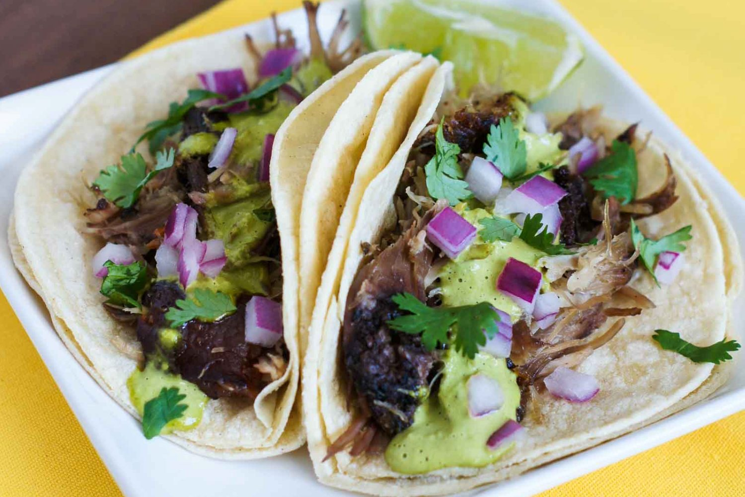 Quick Tacos de Carnitas, Perfect Leftover Dish