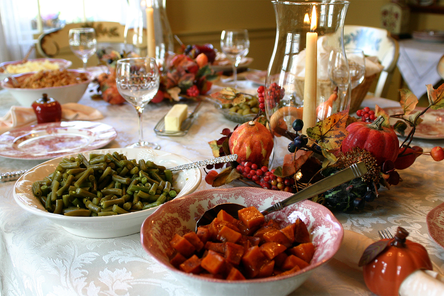 Thanksgiving By The Numbers, photo by Hispanic Kitchen