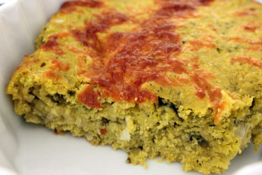 Spicy Tomatillo Cornbread
