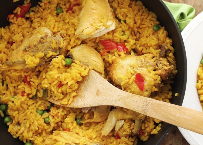 Arroz Con Pollo Recipe - Authentic Cuban Chicken and Rice