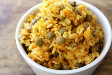 Arroz con Gandules, photo by Sedano's