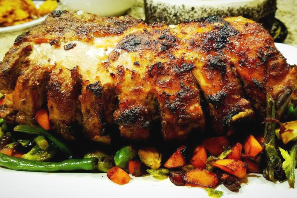 Christmas pork roast hispanic kitchen - Christmas pork roast five recipes ...