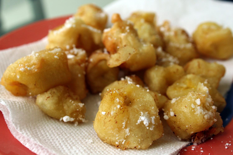 Banana Buñuelos