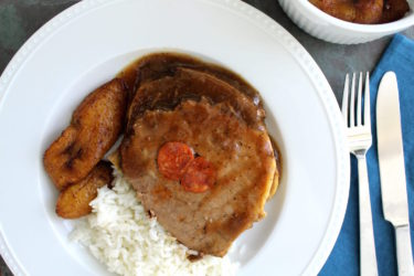 Boliche (Cuban Pot Roast), photo by Sedano's