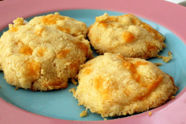 Galletas de Queso (Cheese Cookies), photo by Hispanic Kitchen