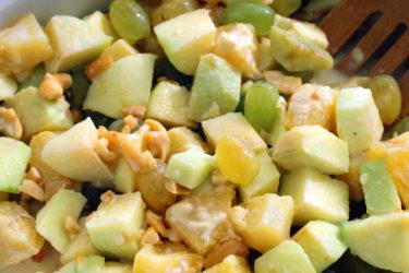 Classic Mexican Christmas Salad Recipe (Ensalada de Navidad)