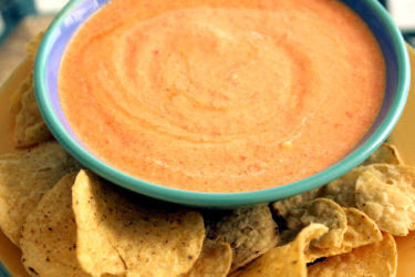 Cream Cheese Pimiento Asado Dip