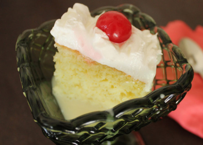 Tres Leches Cake Recipe. How to Make Tres Leches (Milk Cake)