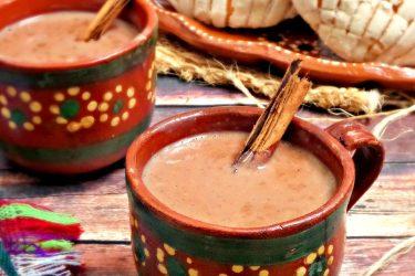 Avena de Chocolate (Mexican Chocolate Oatmeal), photo by Leslie Limón