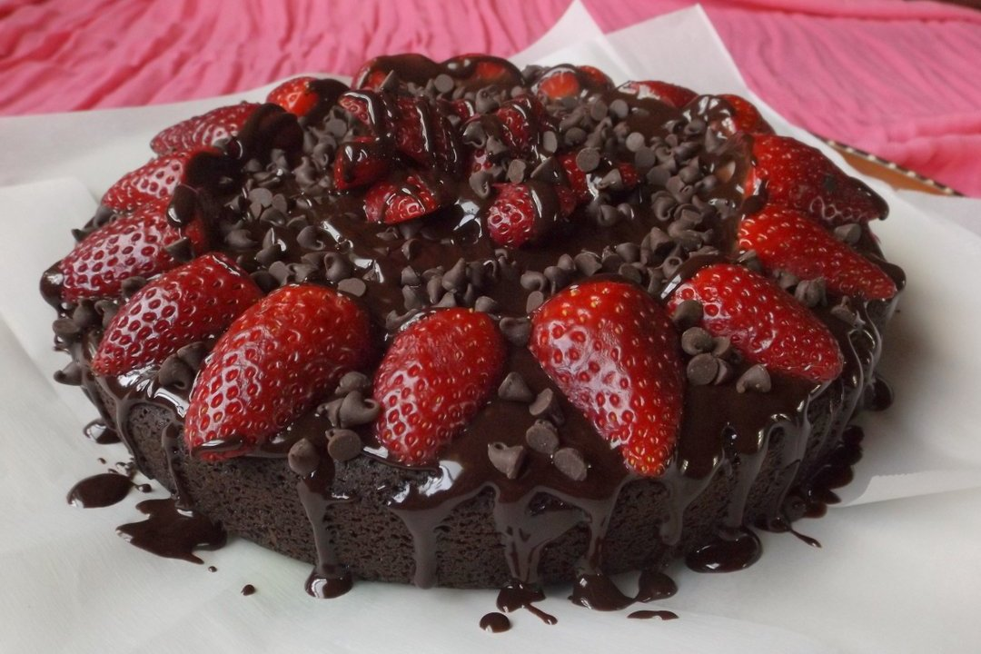 Chocolate Cake Recipe  By  Pan
