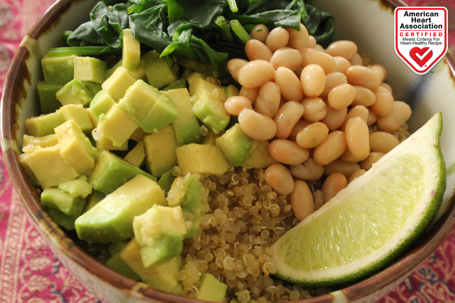 Avocado Quinoa Breakfast Bowl