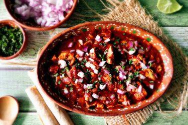 Birria de Pollo (Chicken Birria)