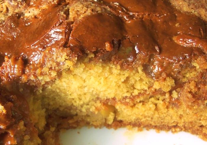 Dulce de Leche Cake Recipe   Caramel Apple Cake Dessert