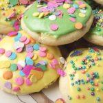 Spring Sugar Cookies (Galletas de Azucar)