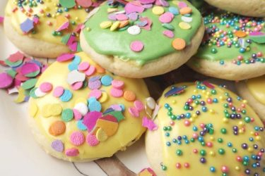 Galletas de Azúcar de Primavera (Spring Sugar Cookies), photo by Sonia Mendez Garcia