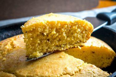 Sweet Chipotle Skillet Cornbread