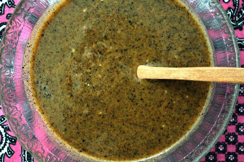 Roasted Habanero Salsa