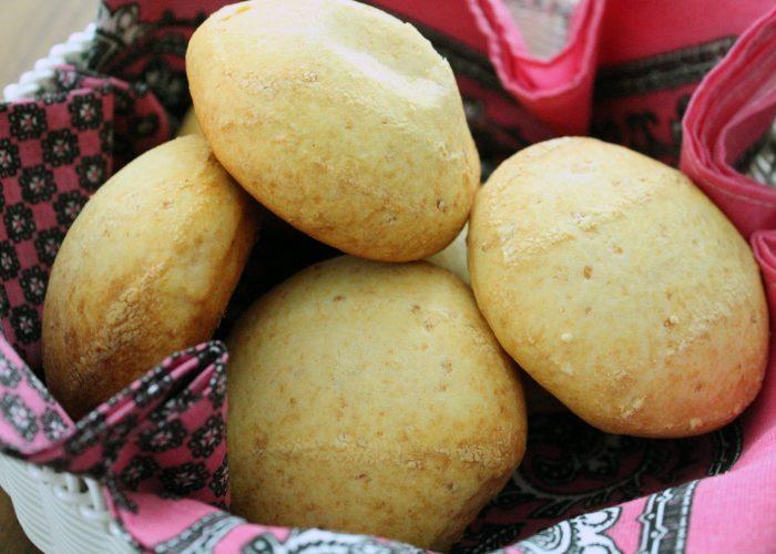 Yuca Bread with Queso Fresco, photo by Fernanda Alvarez