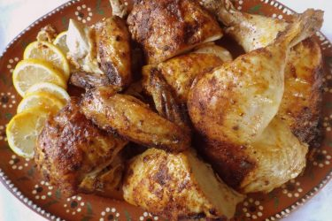 Oven-Roasted Beer Can Chicken, photo by Sonia Mendez Garcia