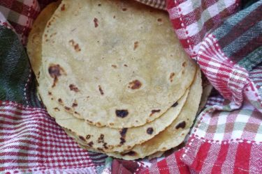 Flour and Corn Tortillas All in One, photo by Sonia Mendez Garcia