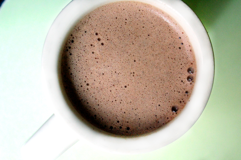 Atole de café