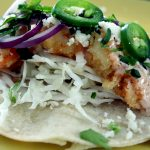 Shrimp Tacos Baja California Style
