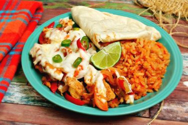 Chile Lime Chicken Alambres