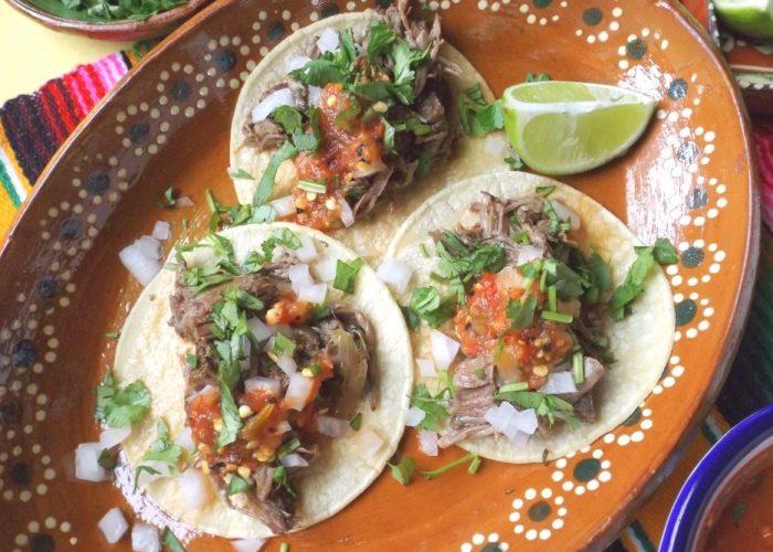 Pot Roast Tacos, photo by Sonia Mendez Garcia
