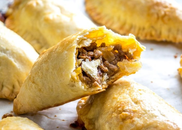 Spicy Beef and Cheese Empanadas, photo by Mexican Please