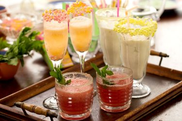 Sweeten Your Day With Three Dulceria-Inspired Mocktails