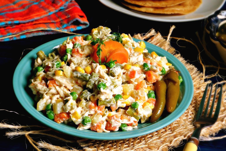 Ensalada de Pollo (Mexican Chicken Salad)