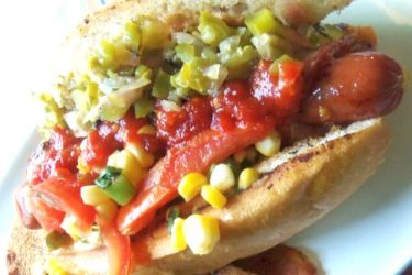 Sonoran-Style Mexican Hot Dogs