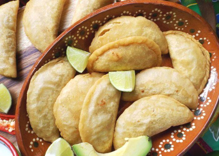 Empanadas de Pollo (Chicken Empanadas), photo by Sonia Mendez Garcia