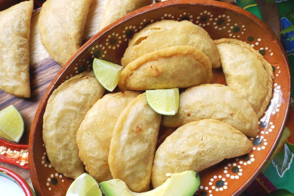 Empanadas de Pollo (Chicken Empanadas)