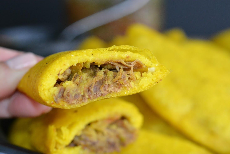 Beef and Potato Empanadas Vallunas