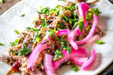 Slow Cooker Beef Barbacoa, photo by Mexican Please