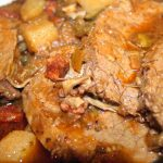 Carne Mechada (Puerto Rican Pot Roast)