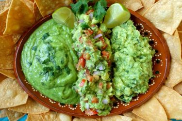 Fresh Guacamole Prepared Three Ways!, photo by Sonia Mendez Garcia