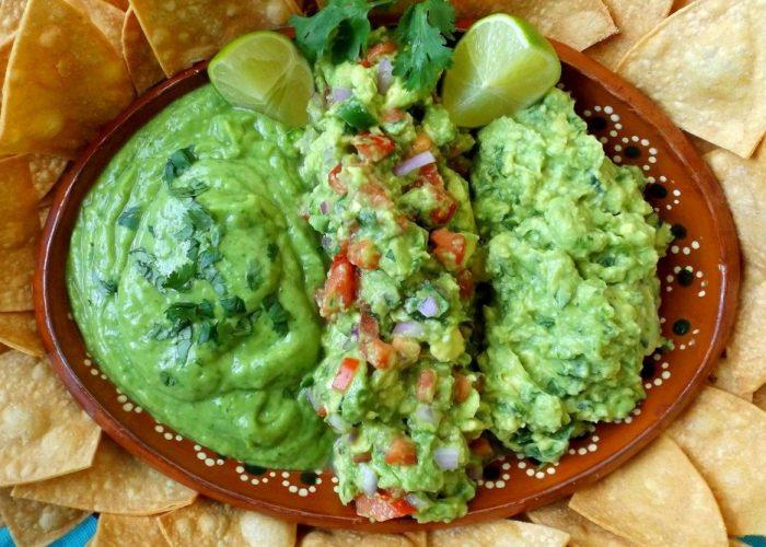 Fresh Guacamole Prepared Three Ways!, photo by Sonia Mendez Garcia
