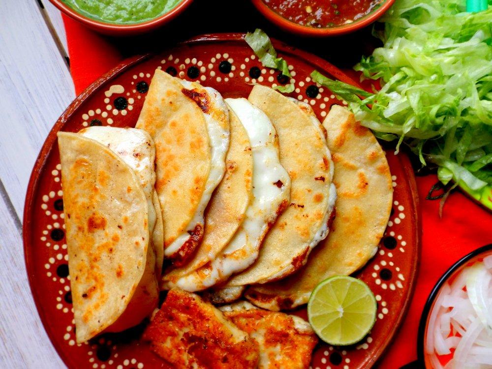 Fried Cheese Tacos (Queso de Freir)