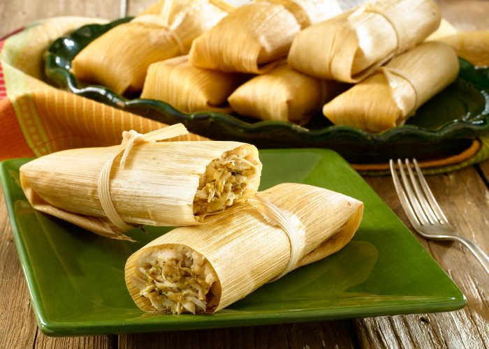 Two Simple Twists For More Nutritious Tamales, photo by Hispanic Kitchen