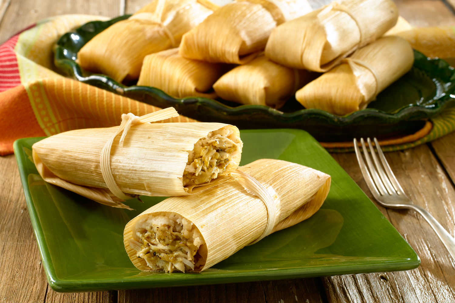 Two Simple Twists For More Nutritious Tamales